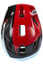 SixSixOne Evo AM - Casco - rojo/azul